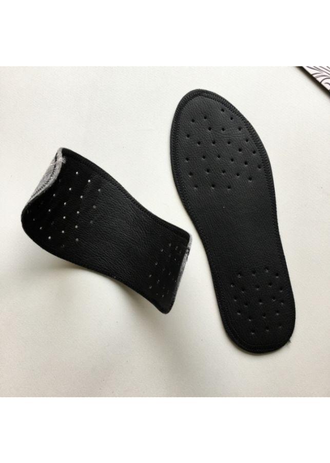 Đế lót giày da khử mùi hôi chân ( 2 đôi )