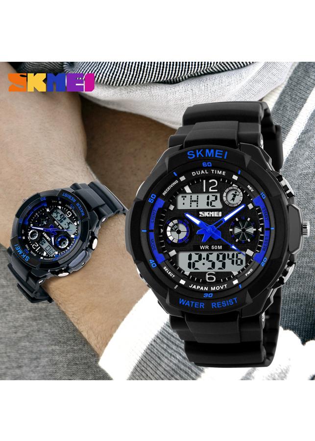 Đồng hồ Nam thể thao SKMEI 0931 - DHA012