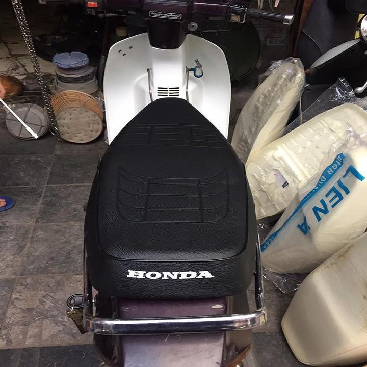 Vỏ bọc yên da dành cho xe Honda-Dream