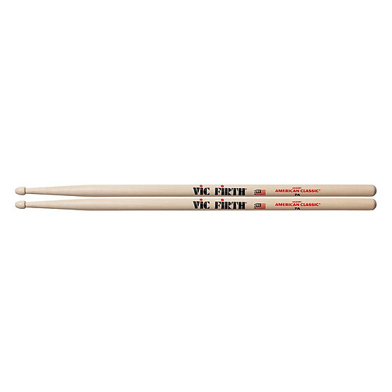 Dùi Trống Vic Firth 7A - American Classic Hickory Drumsticks - Kèm Móng Gảy DreamMaker