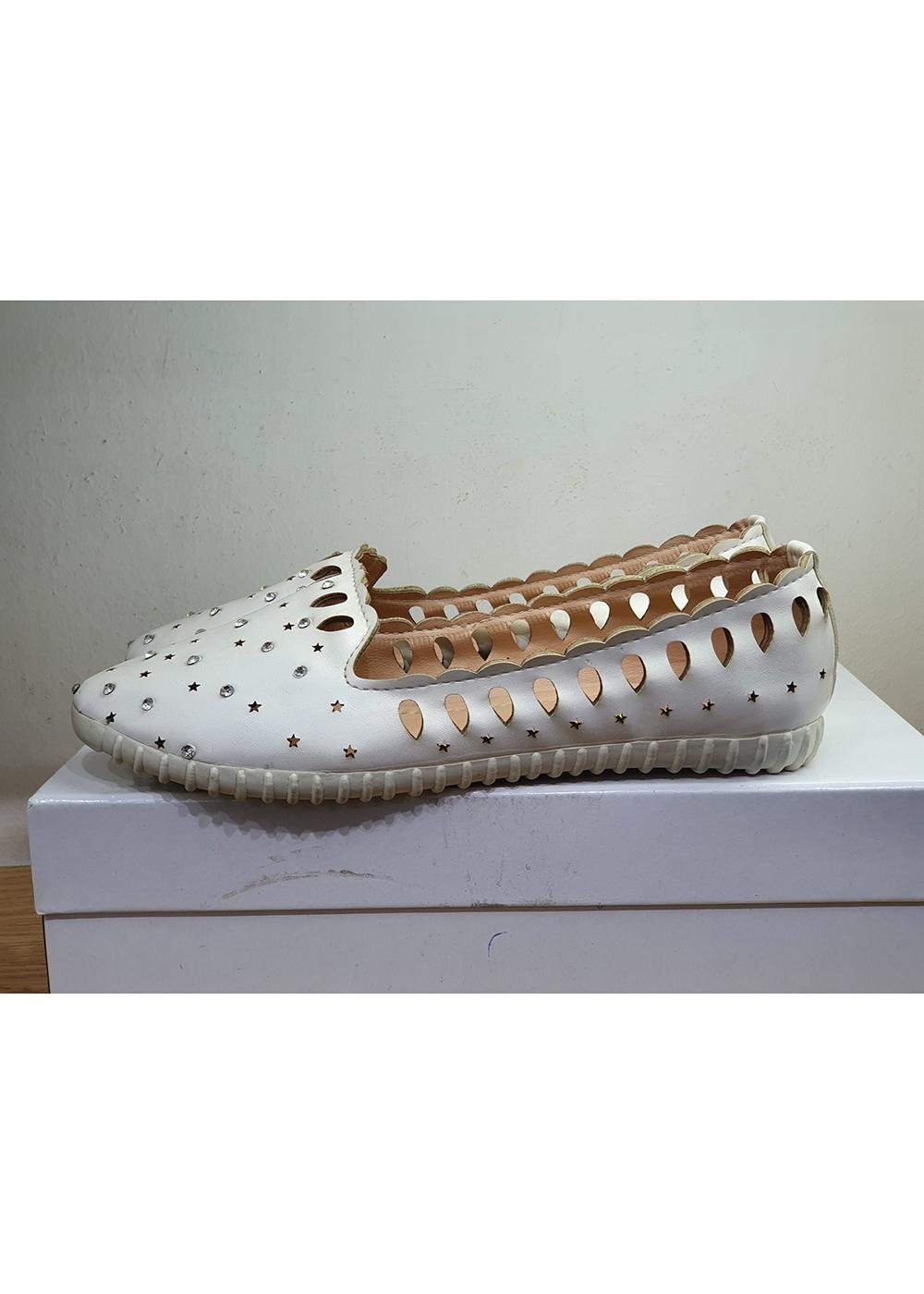 Giày lười nữ phong cách GLPT-154