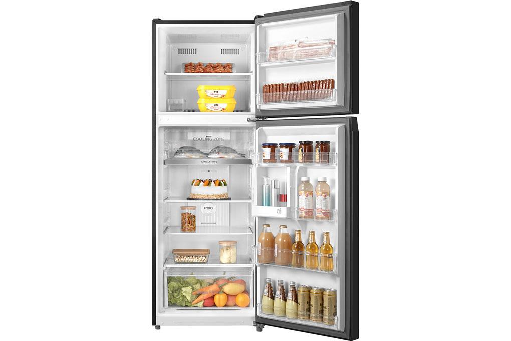 Tủ lạnh Toshiba Inverter 312 lít RT400WE-PMV(06)-MG - Hàng chính hãng - Giao tại Hà Nội và 1 số tỉnh toàn quốc