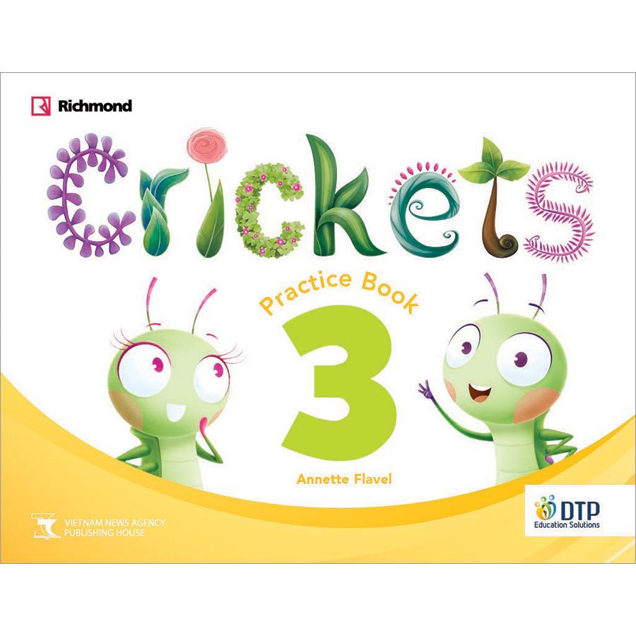 Crickets 3 (Practice Book)