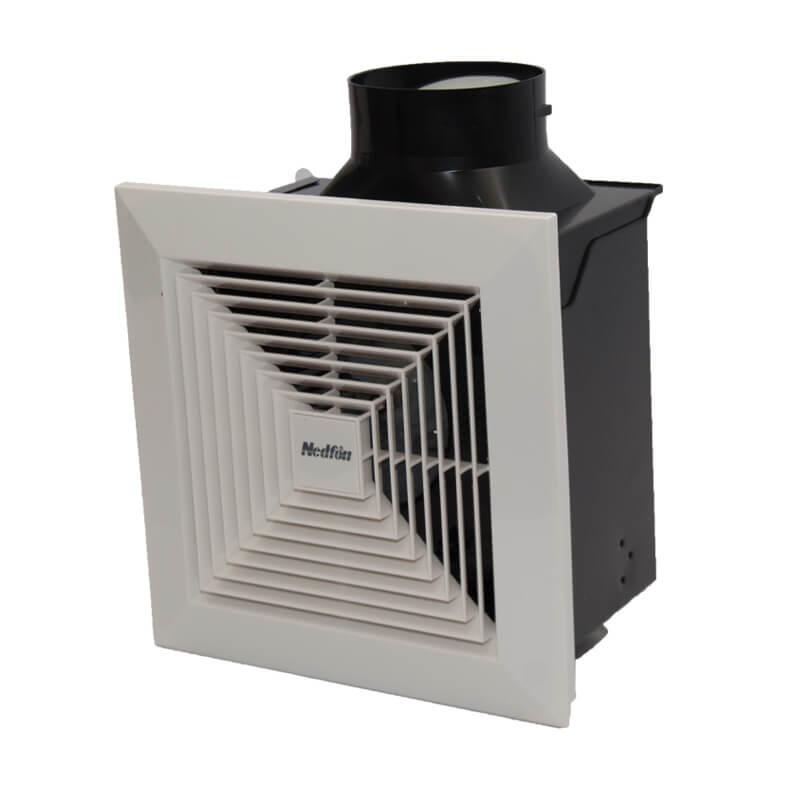 Quạt thông gió gắn trần nối ống Nedfon BPT10-23H30-A Hàng chính hãng