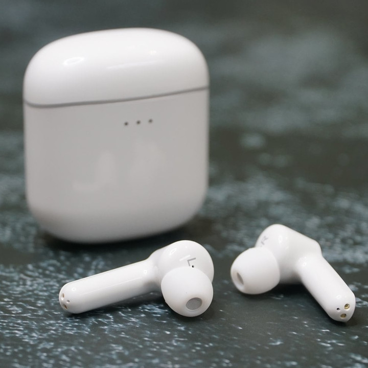 Tai nghe Bluetooth True Wireless Remax TWS-7 kèm dock sạc - Hàng nhập khẩu