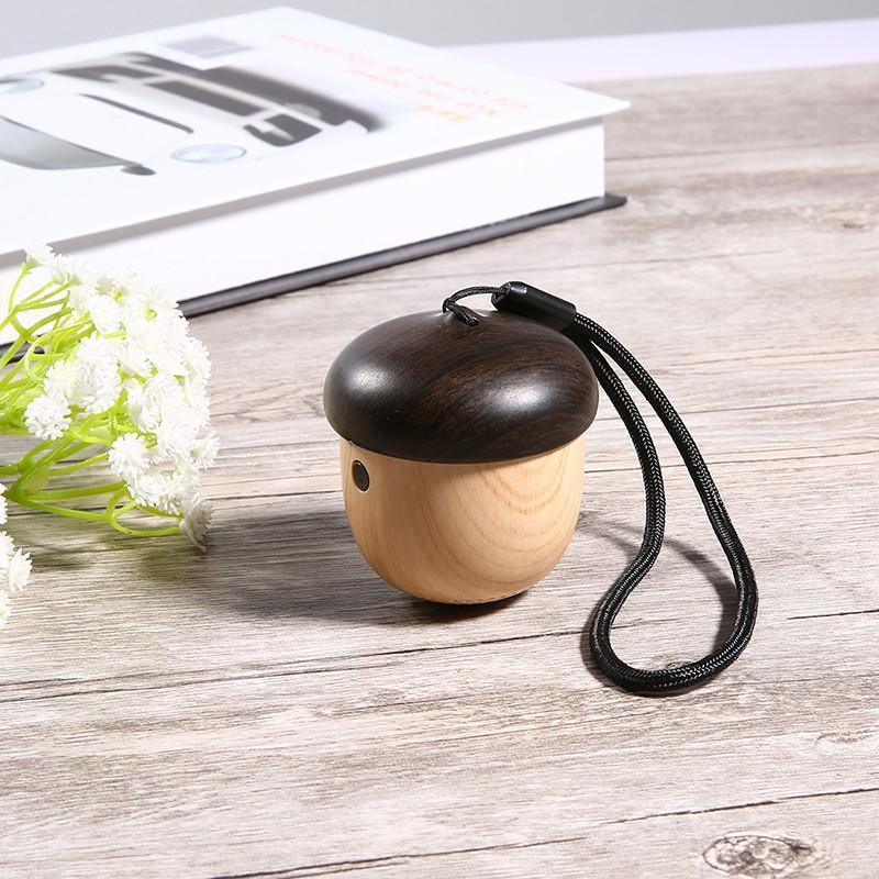 Loa Bluetooth,Loa quả sồi,nhỏ gọn siêu cute