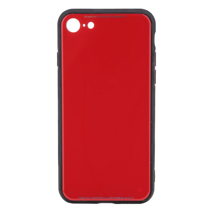 Ốp Lưng Dành Cho iPhone 7 8 Mặt Kính Cường Lực Sang Trọng  - Đỏ - 24052319 , 8759473343894 , 62_4371097 , 200000 , Op-Lung-Danh-Cho-iPhone-7-8-Mat-Kinh-Cuong-Luc-Sang-Trong-Do-62_4371097 , tiki.vn , Ốp Lưng Dành Cho iPhone 7 8 Mặt Kính Cường Lực Sang Trọng  - Đỏ