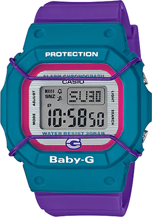 Đồng hồ Casio Nữ Baby G BGD-525F-6DR