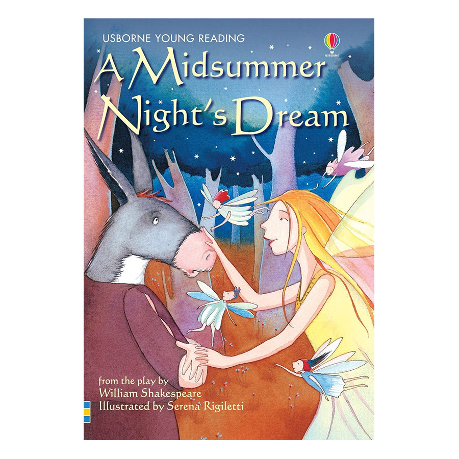 Usborne Young Reading Series Two: A Midsummer Night's Dream