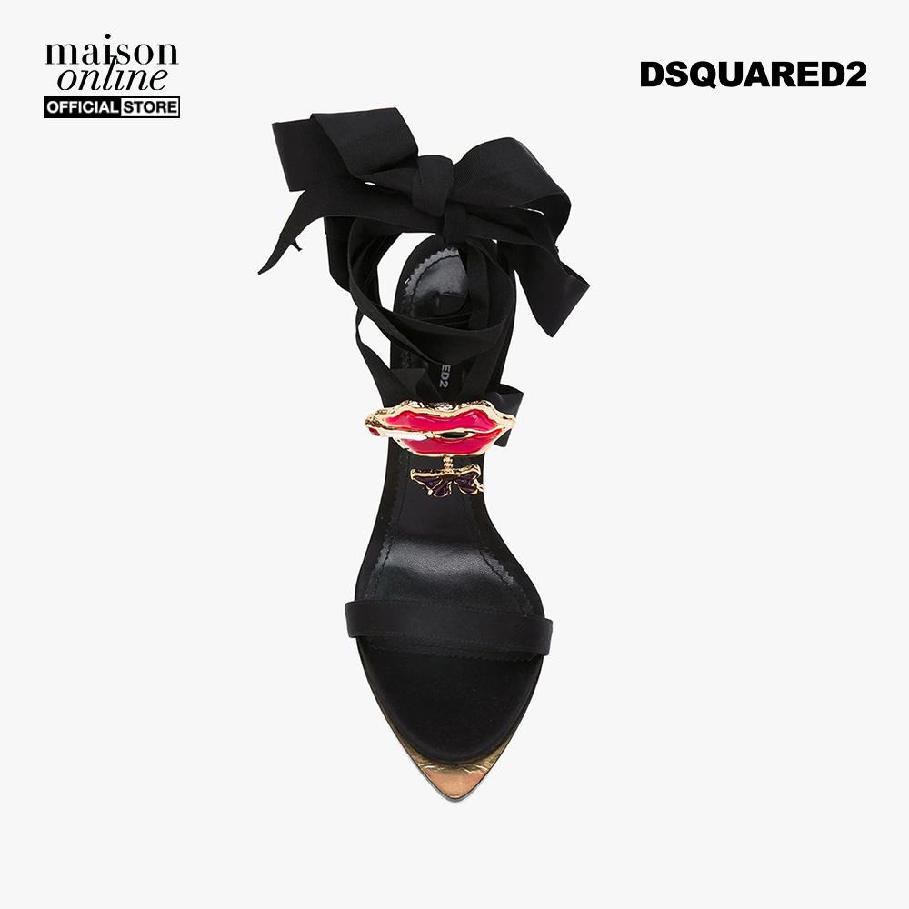 DSQUARED2 - Giày cao gót chi tiết môi son S17C307001-M084