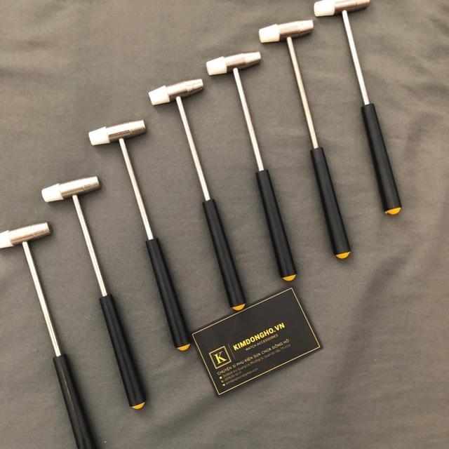 Búa cao su sử dụng trong sửa chữa đồng hồ