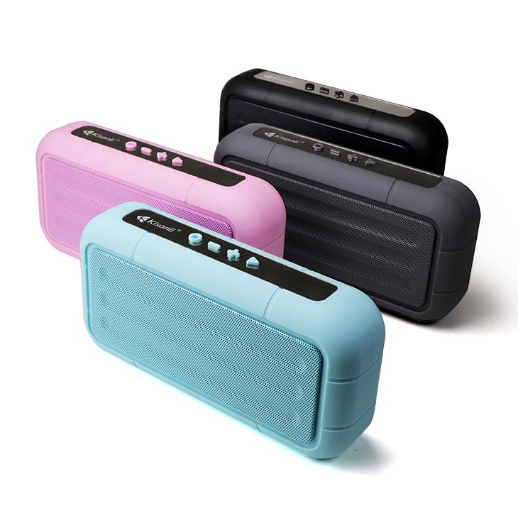 Loa Kisonli Bluetooth S3 (giao màu ngẫu nhiên) - HÀNG CHÍNH HÃNG