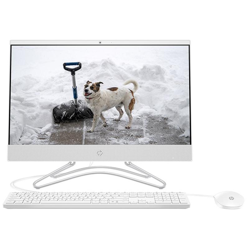 """PC HP AIO 22-c0118d 5QC36AA (Core i3-9100T/ 4GB RAM/ 1TB HDD/ UHD 630/ Win10/21.5"""" FHD) - Hàng Chính Hãng"""