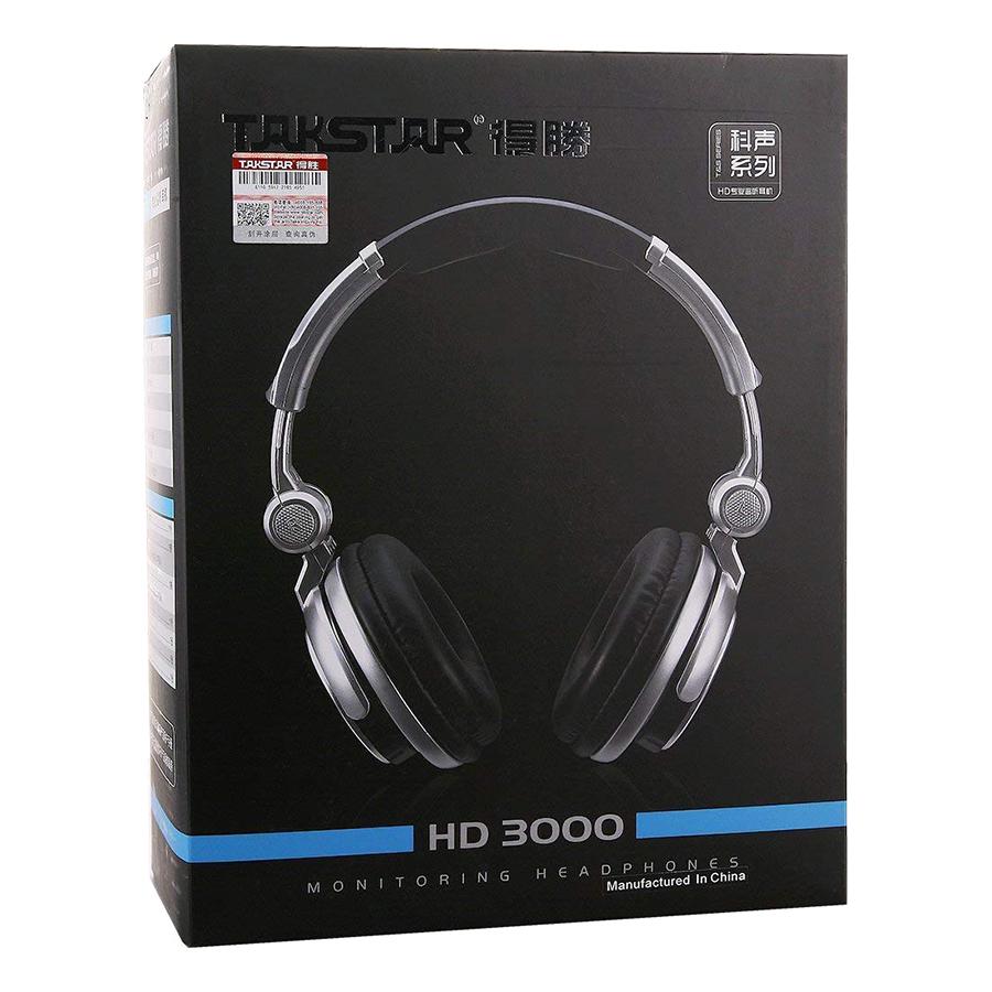 Tai Nghe Kiểm Âm Takstar HD-3000 – Hàng Chính Hãng