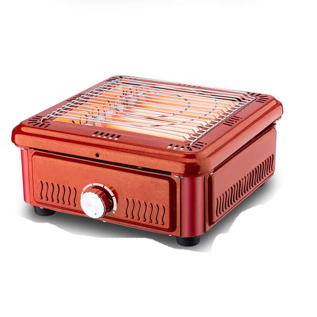 Lò sưởi và nướng nhiệt đa năng tiện ích ( Mầu ngẫu nhiên )