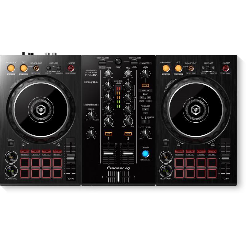 Bàn DJ Pioneer DDJ-400 hàng chính hãng new 100%