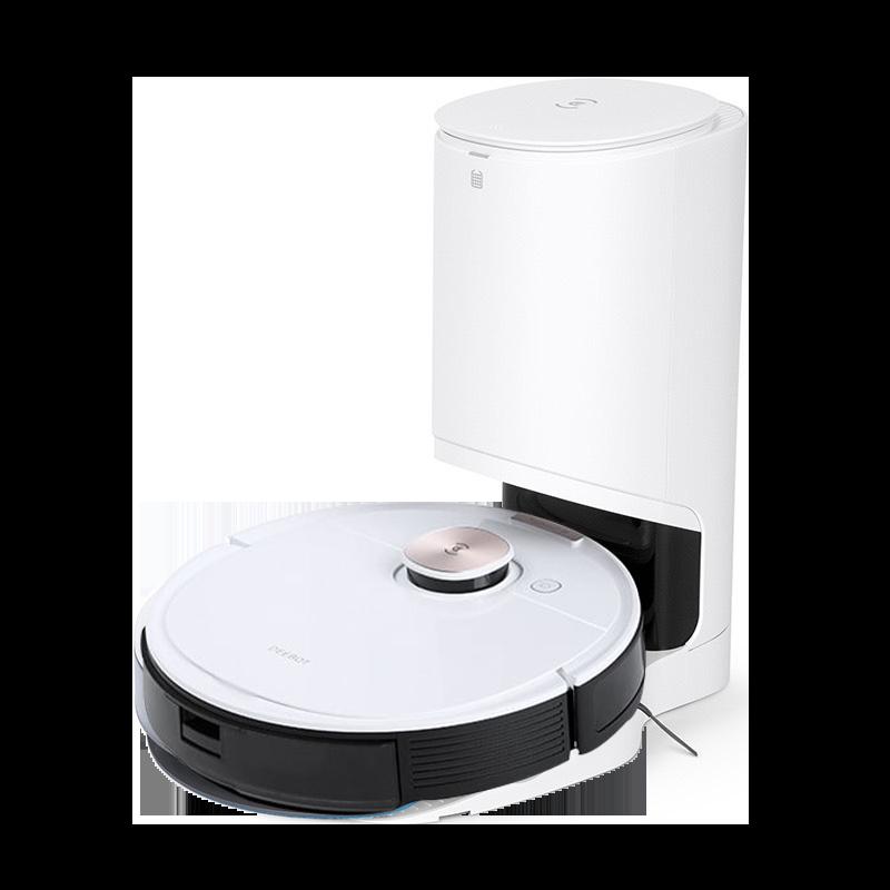Robot hút bụi lau nhà  Ecovacs Deebot OZMO T8+/ Hàng chính hãng