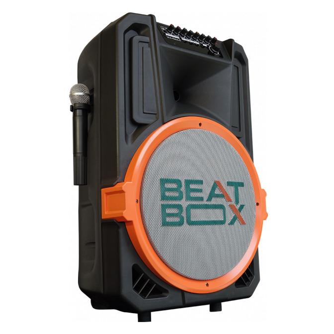 Loa kéo di động Acnos BeatBox KB39U - Hàng Nhập Khẩu