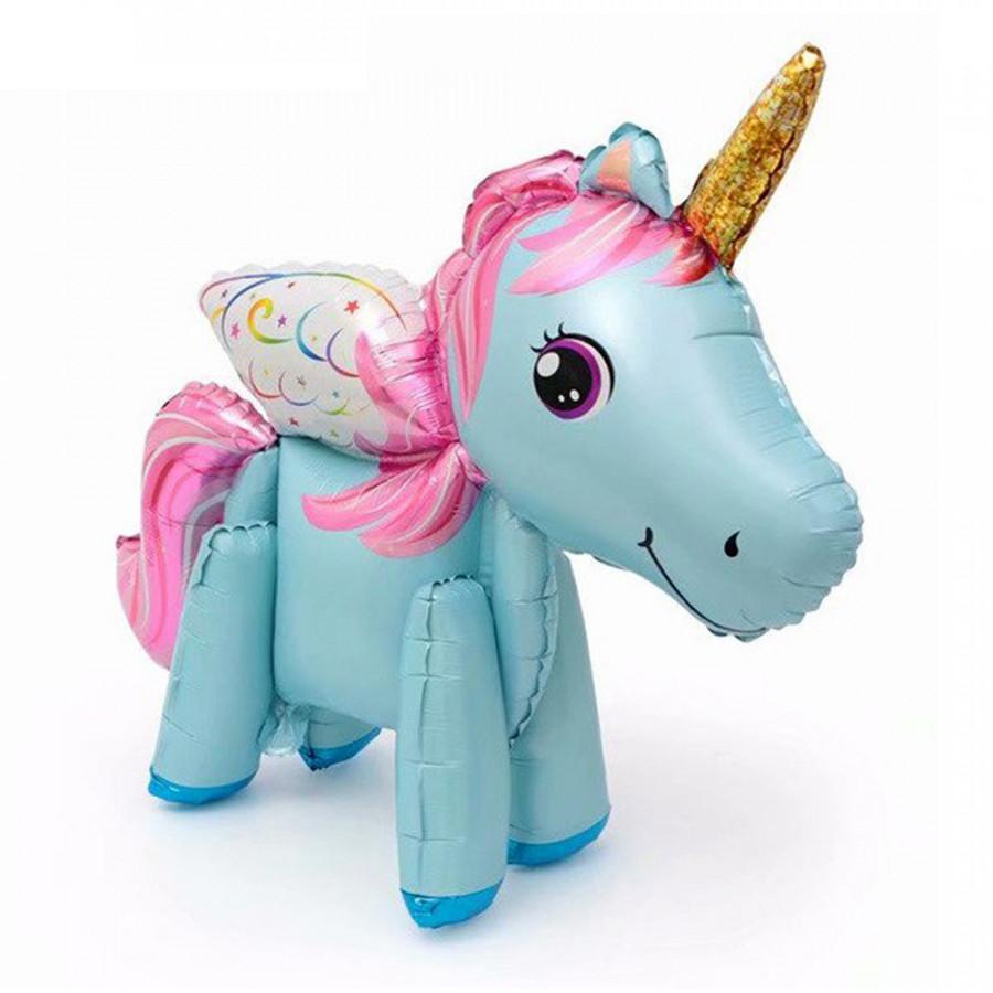 Mô hình bong bóng ngựa Unicorn có cánh