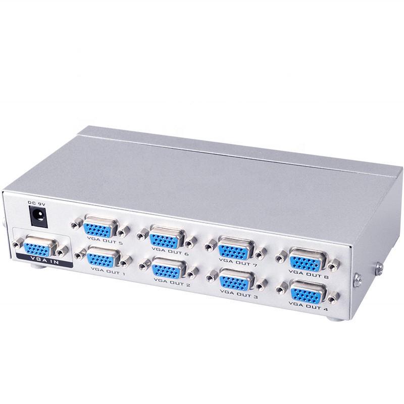 Hub chia 1CPU ra 8 VGA (200MHz)