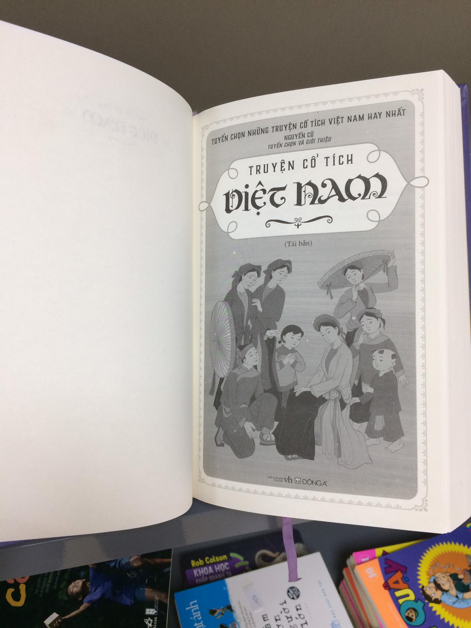 Truyện cổ tích Việt Nam (Tuyển chọn những truyển cổ tích Việt Nam hay nhất)
