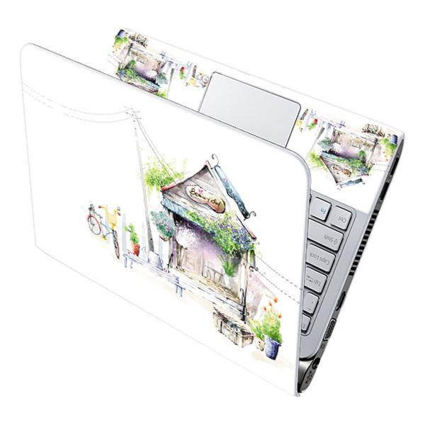Mẫu Dán Decal Laptop Hoạt Hình Laptop LTHH-195