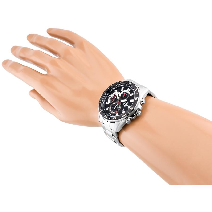 Đồng hồ nam dây kim loại Casio Edifice chính hãng EFV-550D-1AVUDF