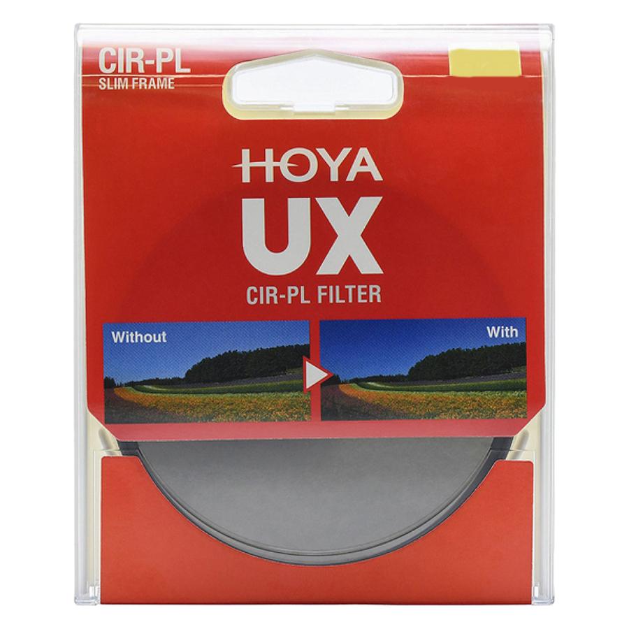 Kính Lọc Hoya UX PL-Cir (67mm) - Hàng Chính Hãng