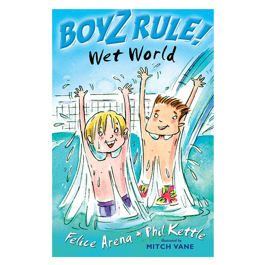 Boyz Rule: Wet World