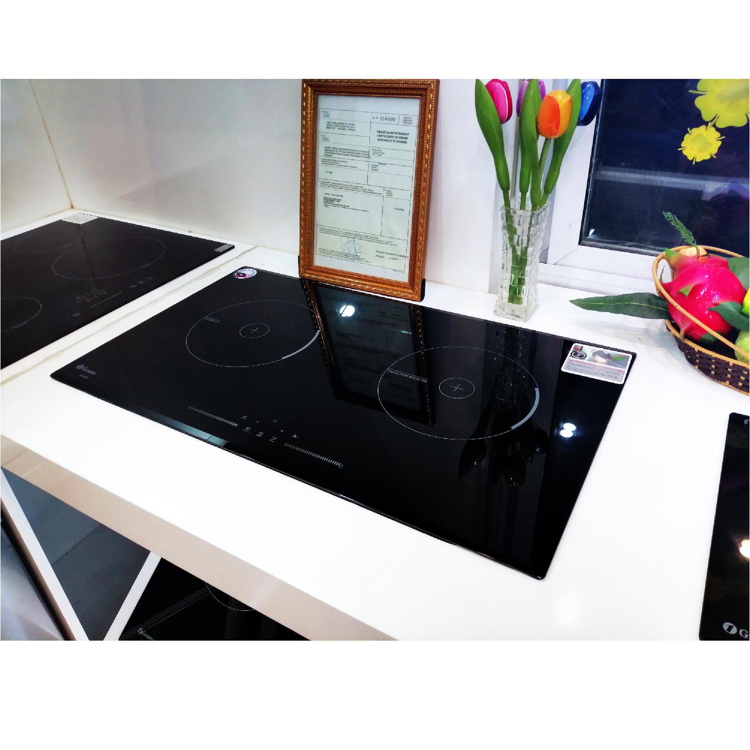 Bếp từ GS 68IH (Made in Malaysia) - Hàng Chính Hãng
