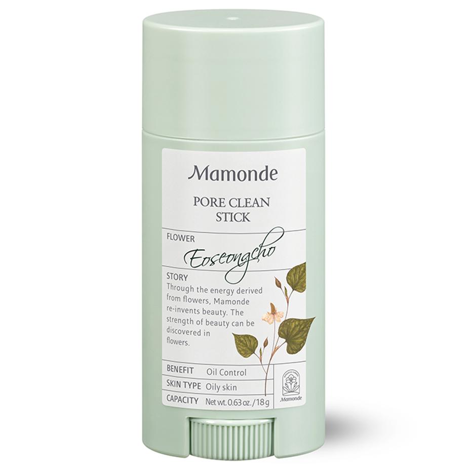 Bộ Sản Phẩm Chăm Sóc Lỗ Chân Lông Và Đánh Bay Mụn Dành Cho Da Dầu Mamonde Pore Clean Detox