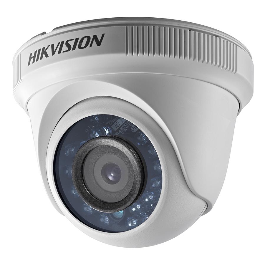 Camera Hikvision HD-TVI Dome 2.0 Megapixel DS-2CE56D0T-IR - Hàng Chính Hãng