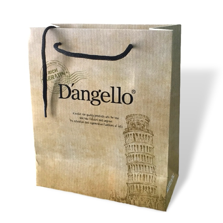 Combo 10 túi giấy đựng mỹ phẩm quà tặng cao cấp (bìa cứng)