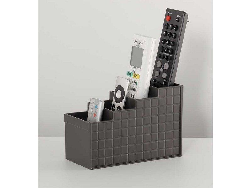 Ống đựng remote, vật dụng 4 ngăn