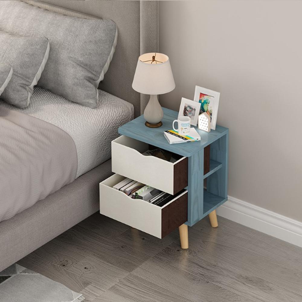 Tủ đầu giường 2 ngăn - c605