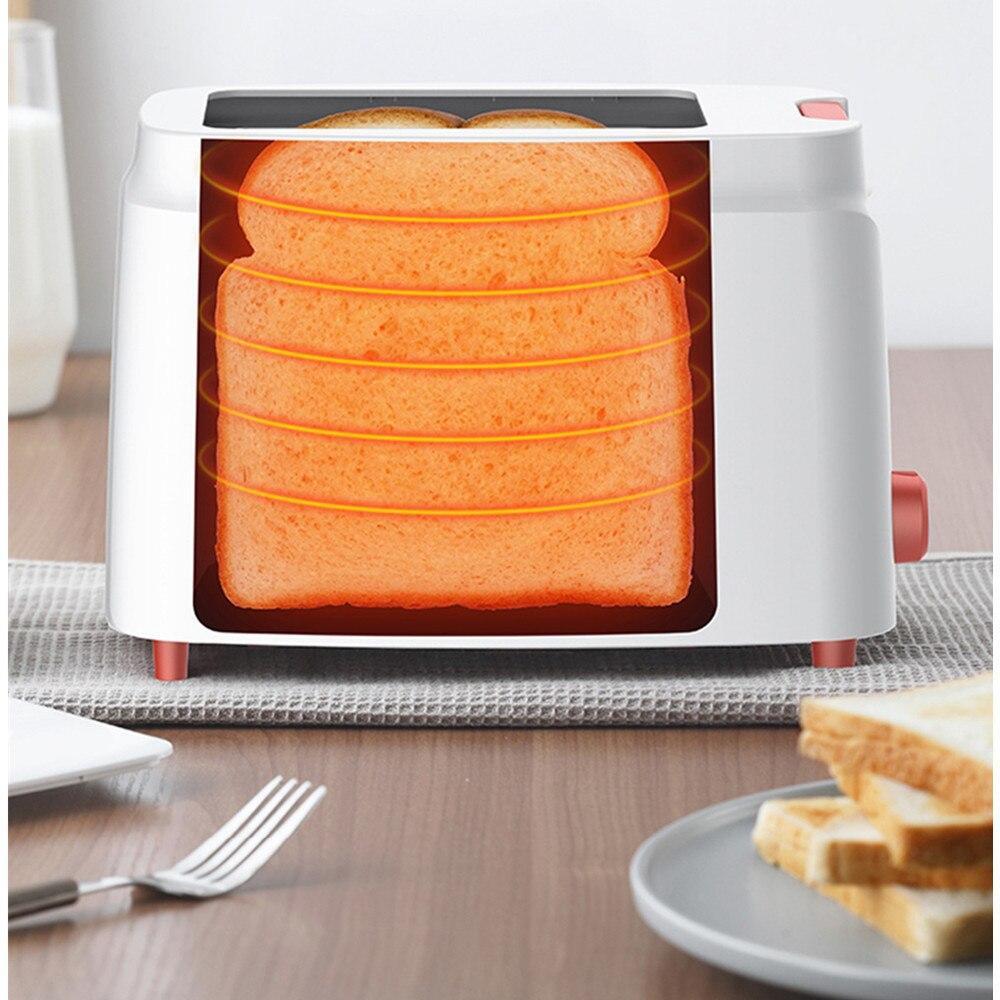 Máy nướng bánh mì Deerma SL-261 - Hàng chính hãng
