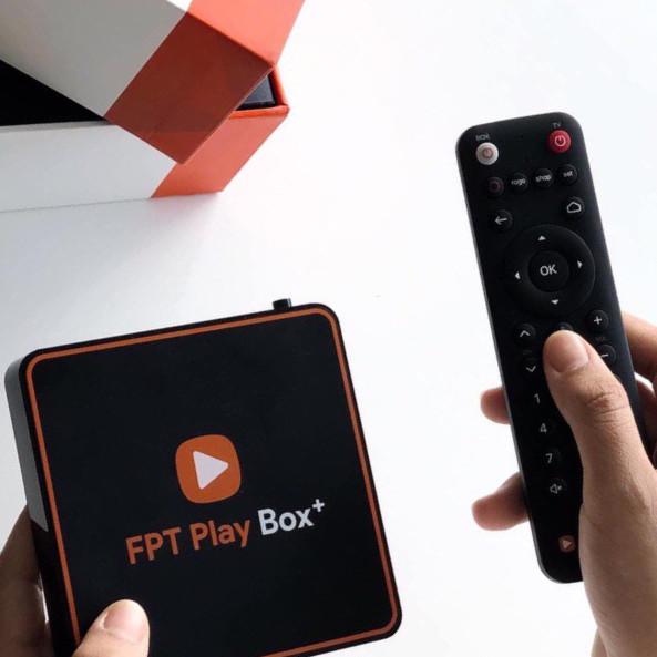 FPT Play Box 2020 S500 Android 10 Ram 2G, ROM 16G - SẢN PHẨM CHÍNH HÃNG