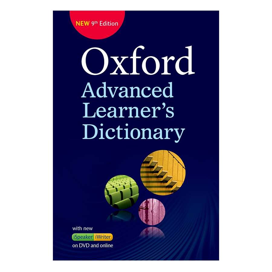 Oxford Advanced Learner's Dictionary Hardback + DVD + Premium Online Access Code (includes Oxford iWriter) (9th Edition)