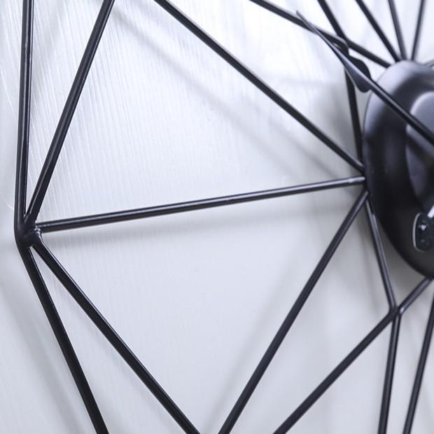 Đồng hồ treo tường trang trí Ấn Tượng size 50cm mã YX2048