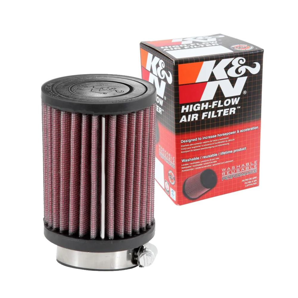 Lọc gió trụ K&N RU-1280 cho các dòng xe
