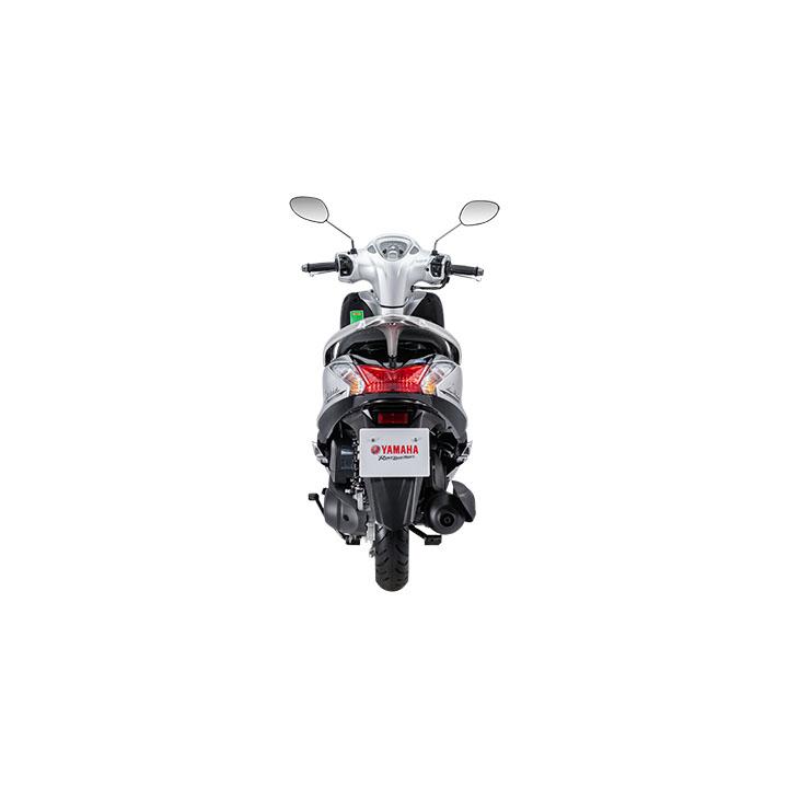 Xe Máy Yamaha Latte Limited - Màu bạc