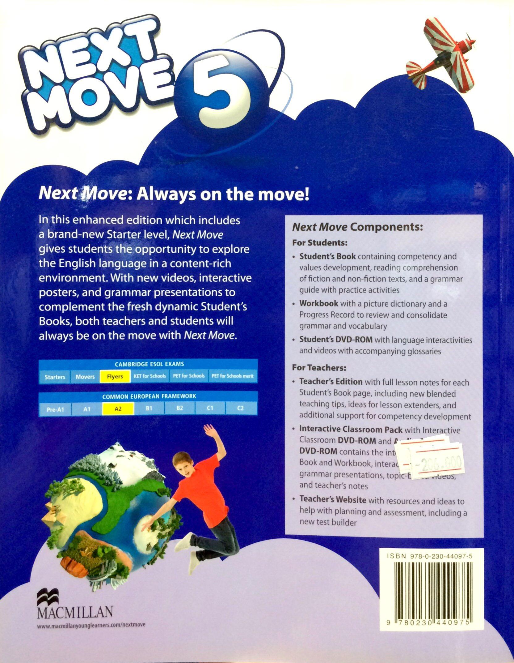 Next Move 5 Wb