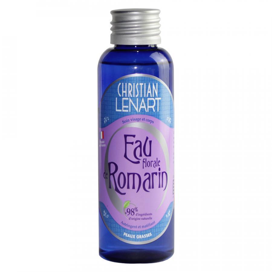 Nước hoa hồng chiết xuất hoa hương thảo Christian Lenart Eau Florale De Romarin 100ml (Dành cho da dầu và lỗ chân lông to)