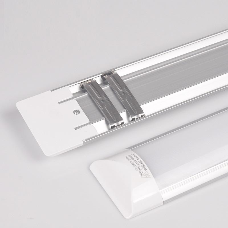 Combo 2 bộ đèn led bán nguyệt 18W dài 60cm Rạng Đông mã BDM26L 60/18W - Ánh sáng trắng