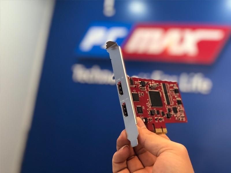 Card ghi hình hdmi Full 1080i PCM-HD72B chuẩn PCI-Express - Hàng Nhập kHẩu