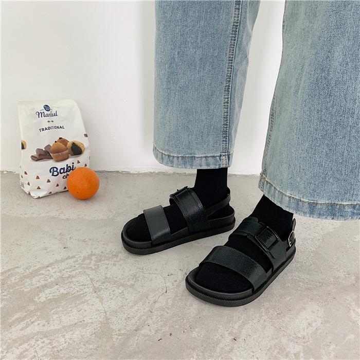 Sandal quai hậu Ulzzang Quảng Châu DCQ1