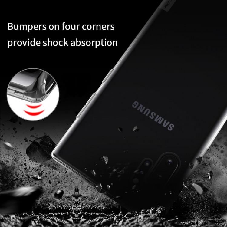 Nillkin Nature Series TPU case for Samsung Galaxy Note 10 Plus, Samsung Galaxy Note 10 Plus 5G (Note 10+)