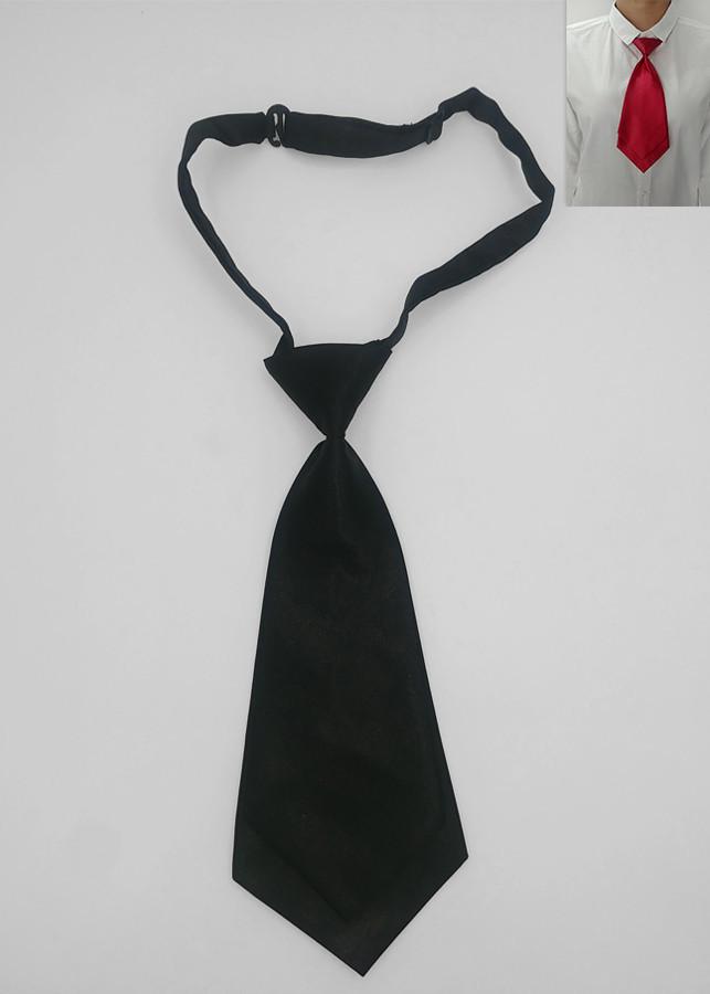 Cà vạt thắt sẵn nam nữ C25