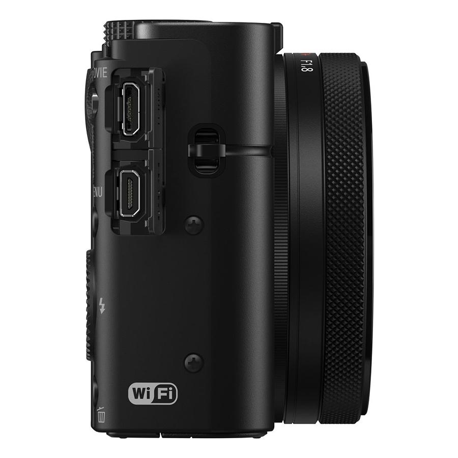 Máy Ảnh Sony Cyber-shot DSC - RX100M4 - Hàng Chính Hãng