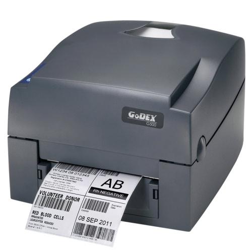 Máy in mã vạch tem nhãn Godex G500 - hàng chính hãng